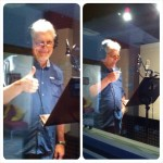 Clancy Brown recording Chevrolet spots in English